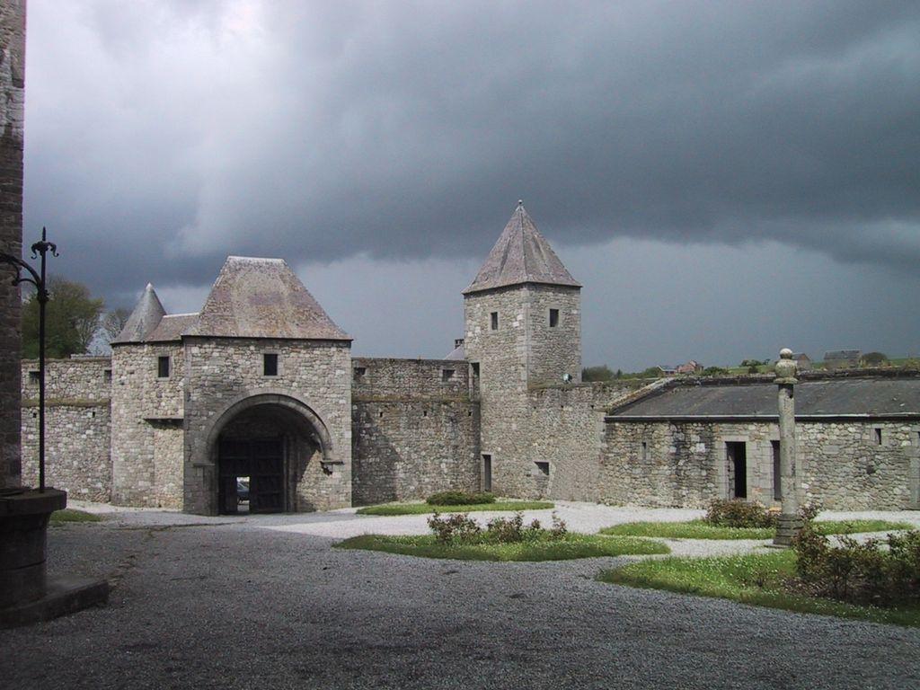 château THY