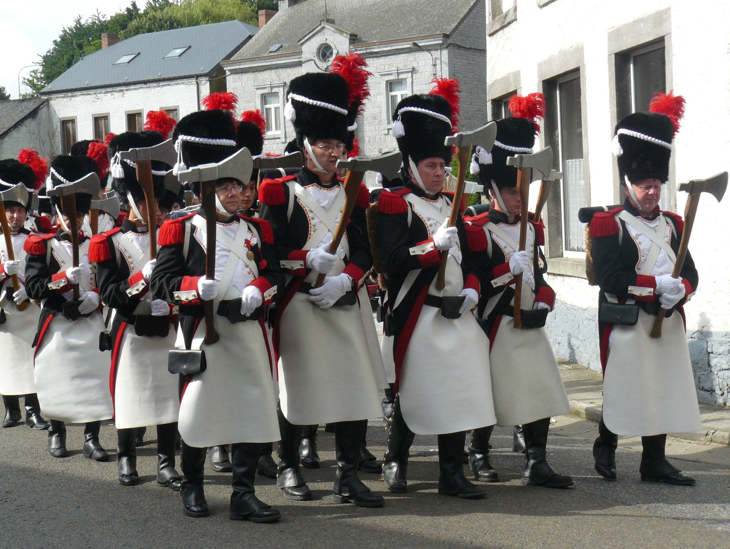 marches folklore