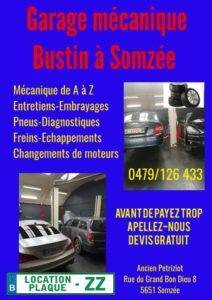 garage bustin