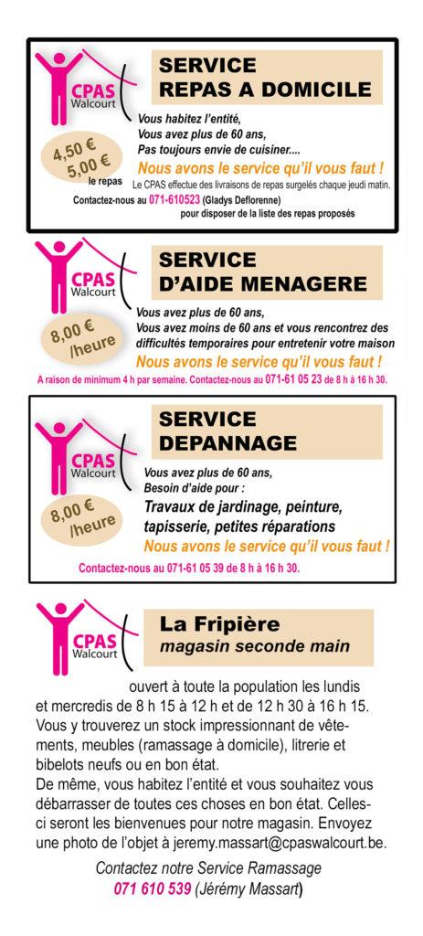 cpas services annexes